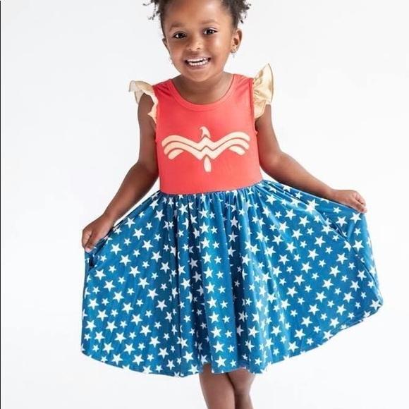 40374751d9eb Charlie's Project Dresses | Wonder Woman Twirling Dress | Poshmark